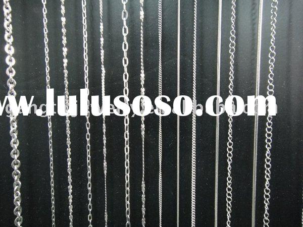 China Fashion necklace,316L stainless steel chains
