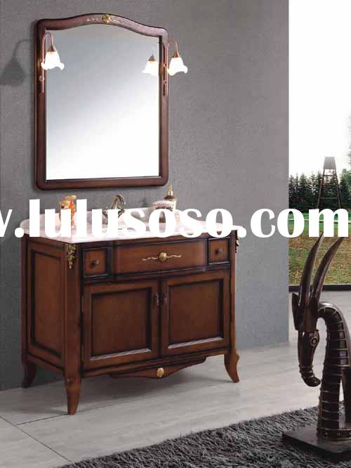 Chinese Classic Bathroom Cabinets / Bath Furniture