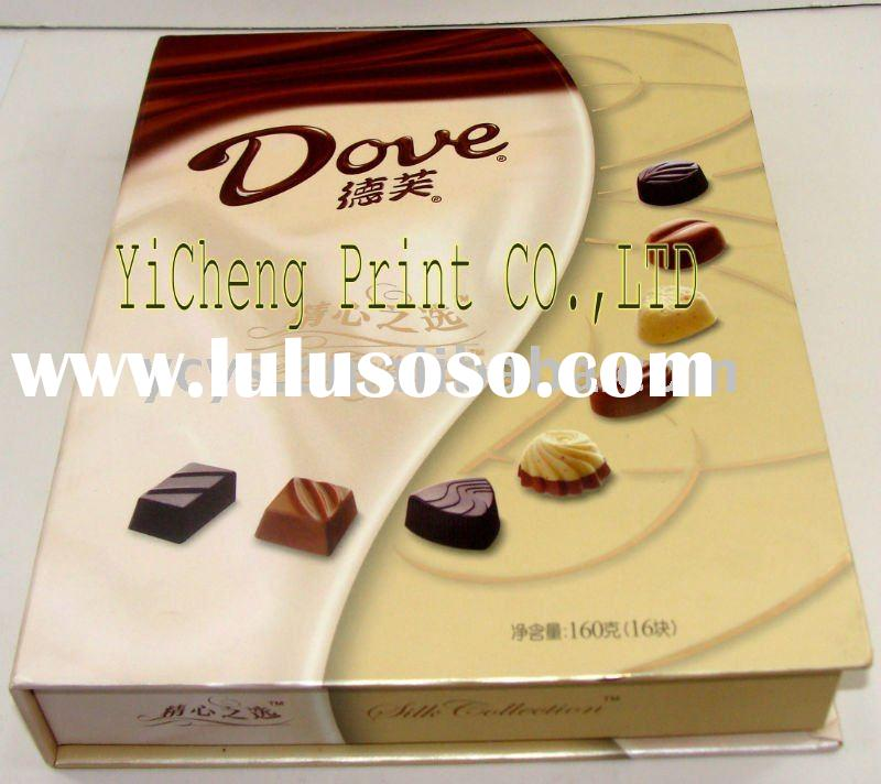 Chocolate packaging box Celebrations Chocolate box Decorative chocolate boxes Chocolate gift box Lux