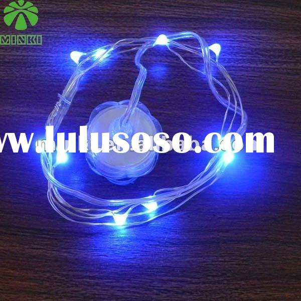 Christmas decorate small battery operated led light