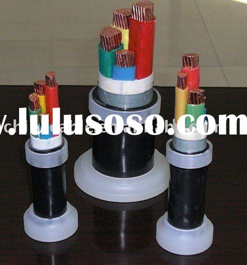 Copper XLPE insulated cable