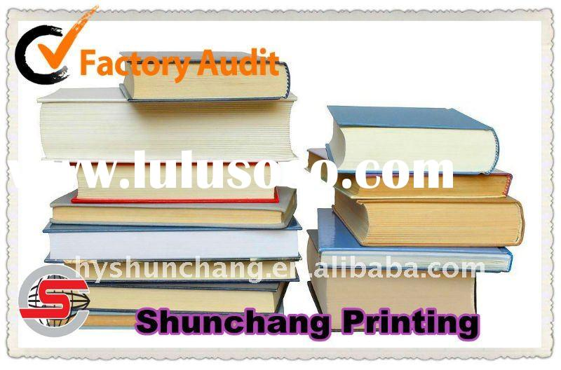 Custom cheap book printing company in China