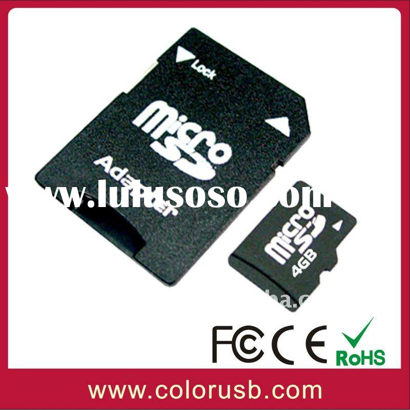 Customized micro sd 2gb memory card