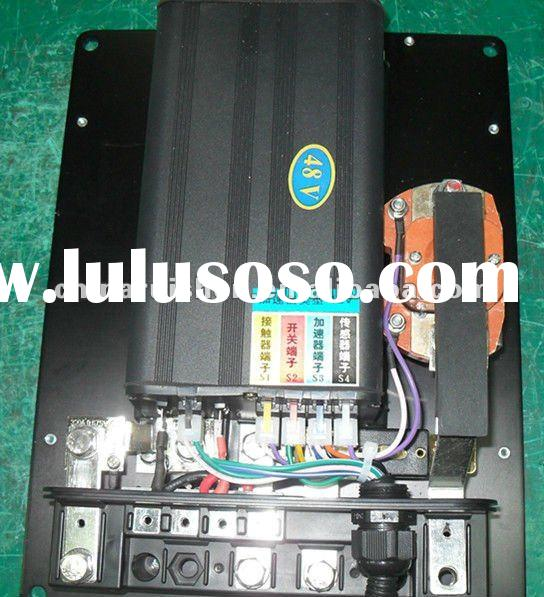 DC Separately Excited Electronic Motor Controller