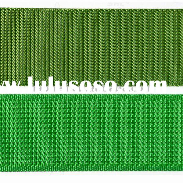Decorative nylon webbing for belt & thick and recycled nylon webbing