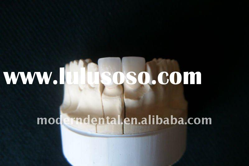Dental Porcelain-bonded-to metal crown PFM Co-Cr Ceramic Crown products