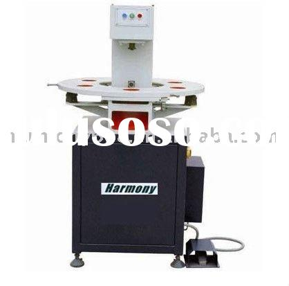 Disk worktable--Pressing machine for aluminum door and window
