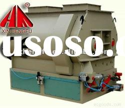 Dual Shaft Paddle Mixer For Animal Feed With CE Certificate