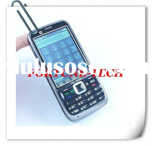 E73+ GSM WIFI TV 3.0 inch touch screen mobile phone,dual sim cards standby