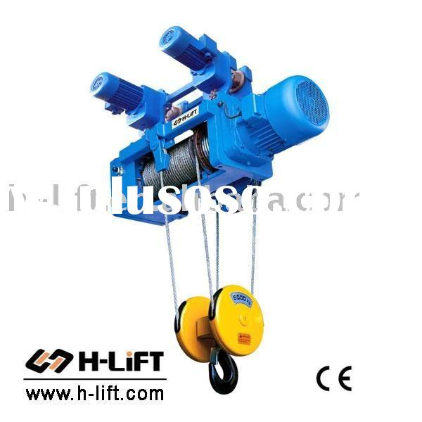 Electric Wire Rope Hoist WHT-B Type