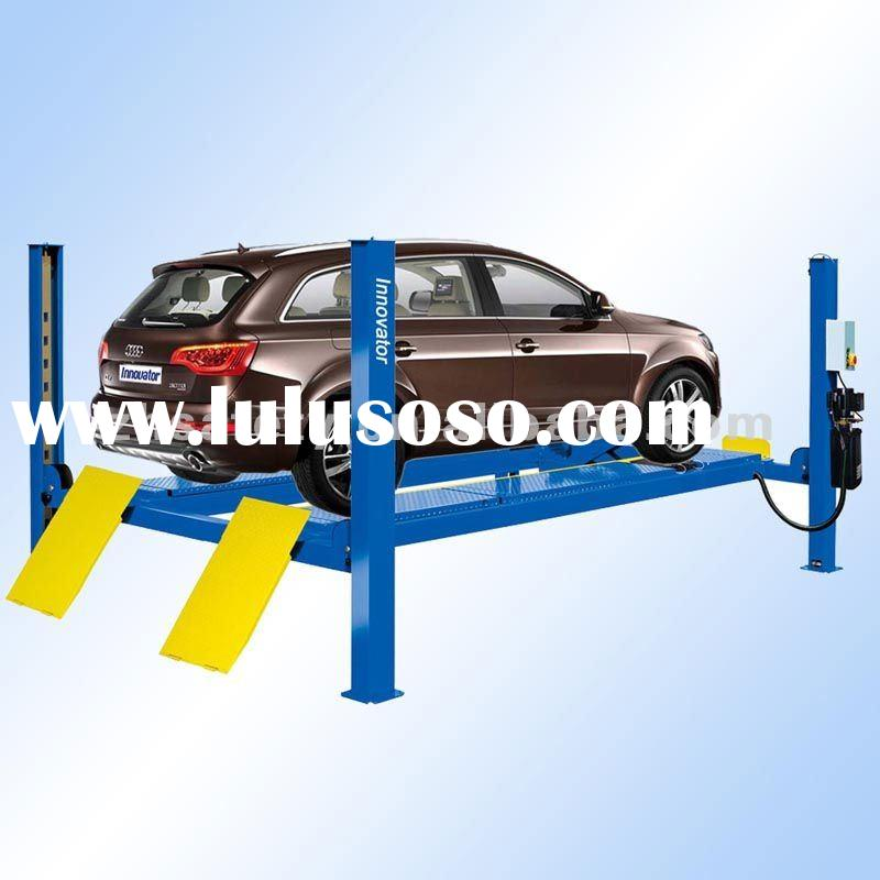Electric car lift jack IT8414 used over 50 countries