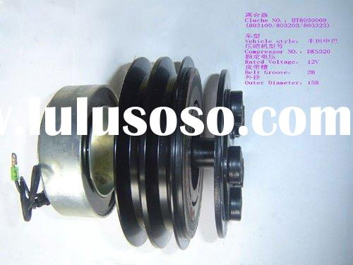 Electromagnetic car/auto compressor clutch