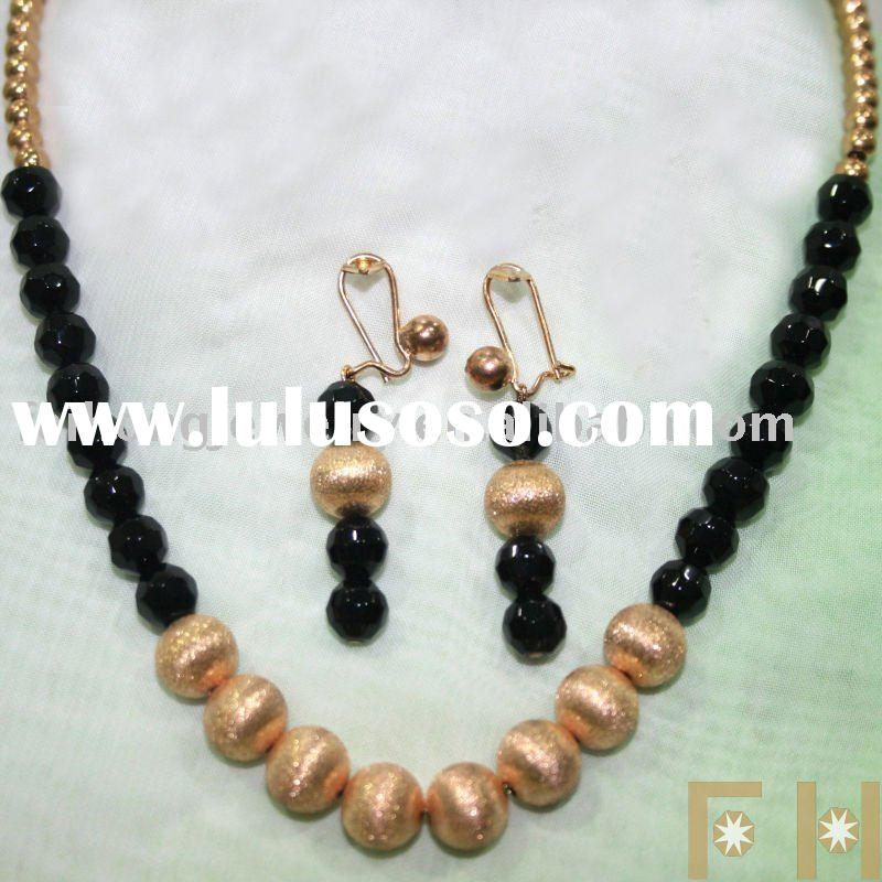 FH-B059 African Jewelry Set indian jewelry