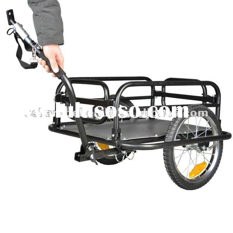 schwinn spirit bike trailer manual