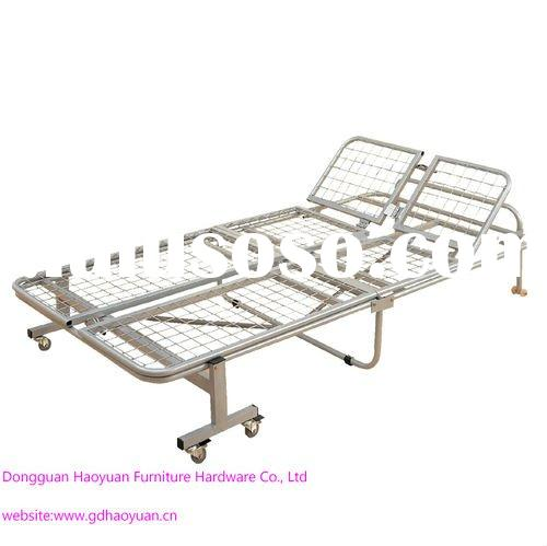 Foldable Metal Sofa Bed Frame Queen bed