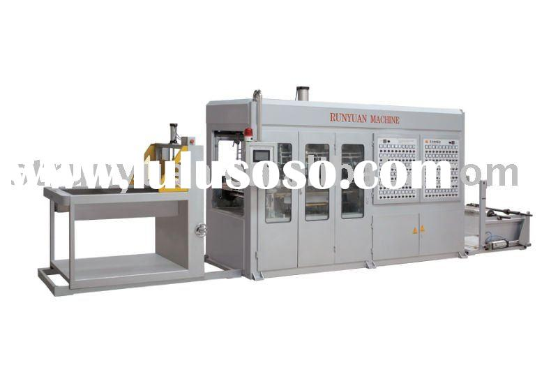 Fully-automatic High Speed Vaccum Forming Machine/Packaging Machine