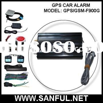 GPS GSM car AVL tracking system