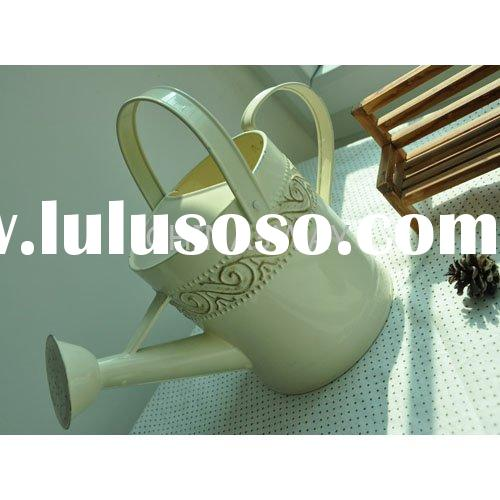 Galvanized Watering Can (Watering Pot ,zinc water can )