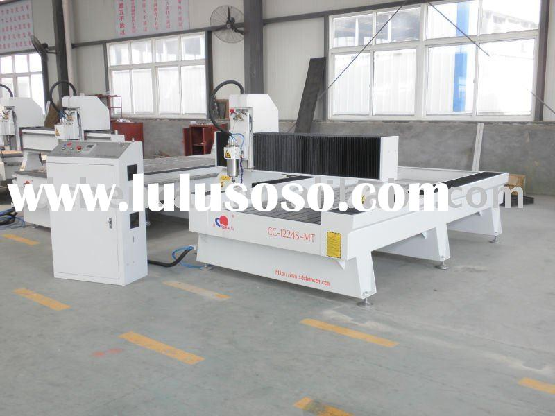 Glass Processing CNC Engraver Machinery