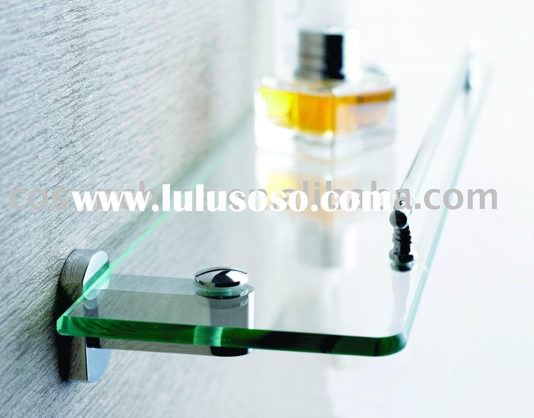 glass bathroom shelf, glass bathroom shelf Manufacturers in LuLuSoSo ...