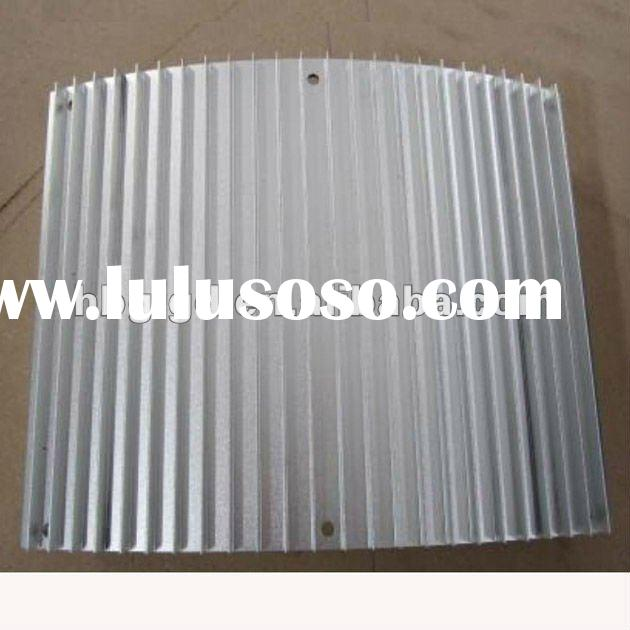 Good fixtures led street light parts with aluminium heat sink