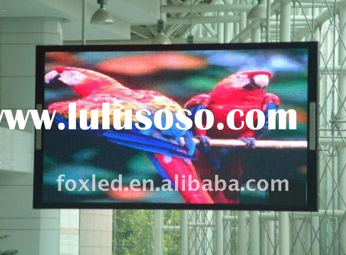 Good price full color outdoor led display panel