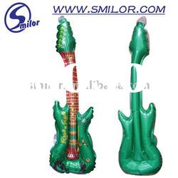 Guitar Balloon;Guitar Mylar Balloon