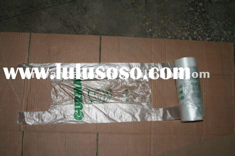 HDPE/ LDPE plastic bags