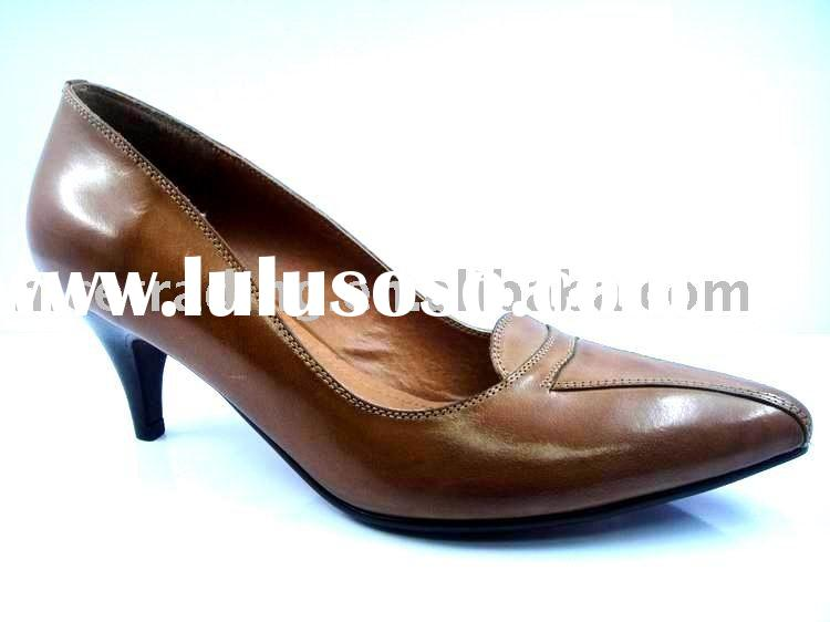 HOT SALES!! Women's Leather shoe,Business Dress Shoe,bridal shoe.high heel shoes