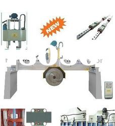 HSGJ-1600-D8 Hydraulic brideg saw &stone cutting machine