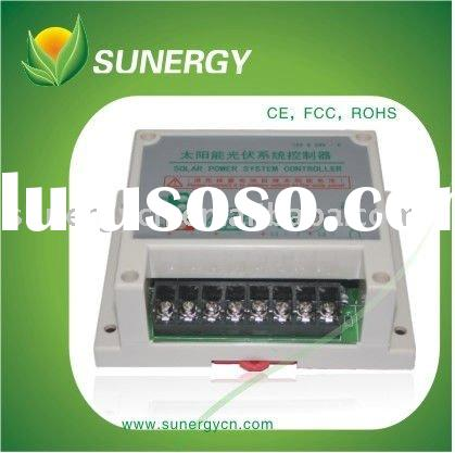 High quality (12V/24V auto-identified, 5A) pwm solar charge controller