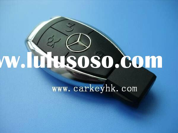 High quality Mercedes key shell, Benz remote key shell,3 buttons smart car key case& key shell&a