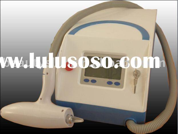 Home use ND-YAG laser tattoo removal and skin whitening beauty machine-CE Approval+3 year warranty