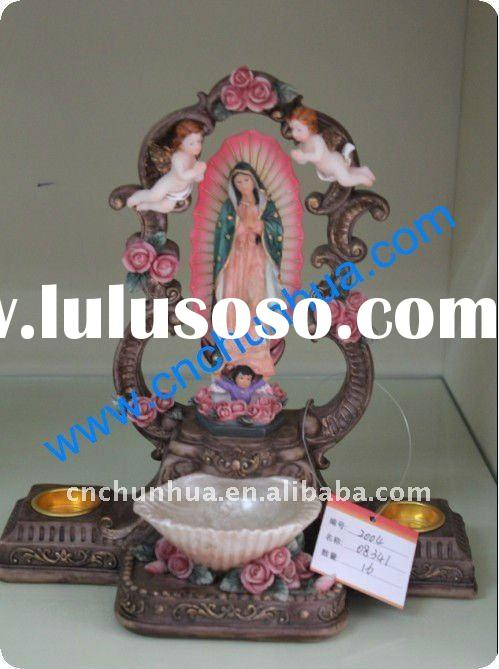 Hot new products for 2012 religious resin statues religious polyresin statue