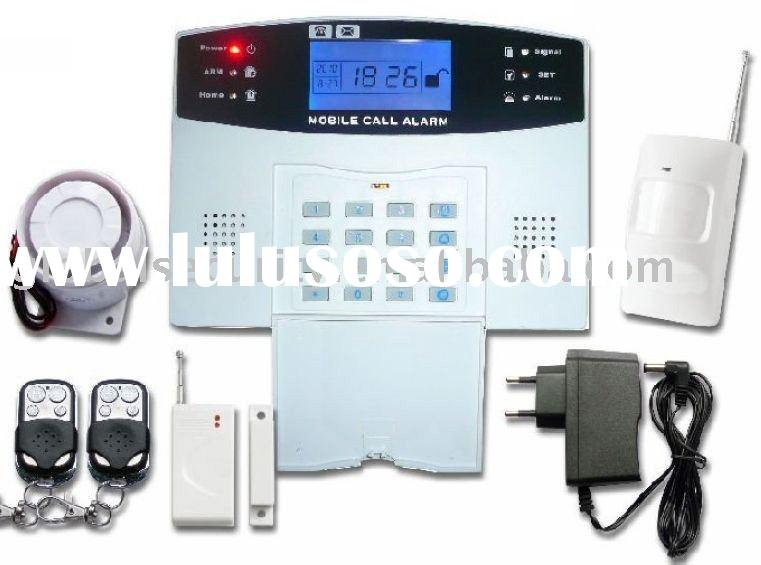 Hot sale GS-M2B GSM alarm system with best price and quality