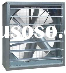 Industrial axial flow exhaust /ventilation fan