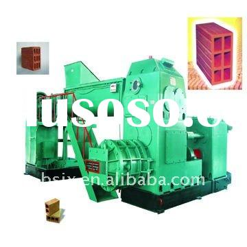JKY60 Autoatic red brick making machine Solid clay brick machine Low cost auto clay brick machine