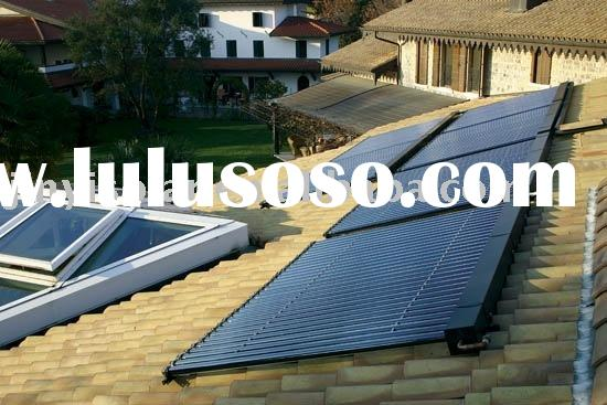 Jinyi Split Pressurized Solar Water Heater--EN12975&Solar Key mark Certified