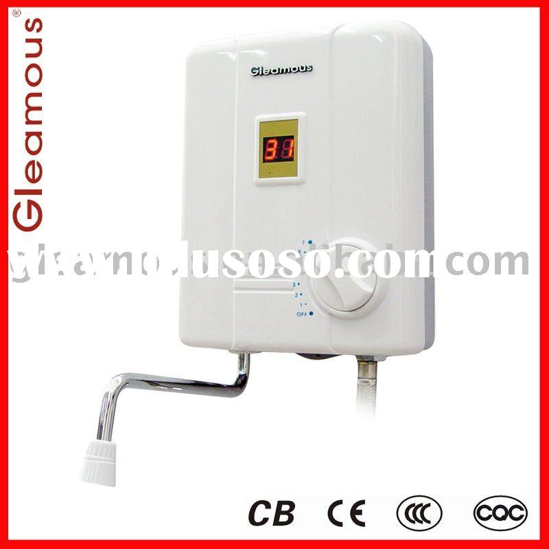 Kitchen Instant Water Heater Bath Mini Water Heater Bathroom Tankless Water Heater DSK-45EP