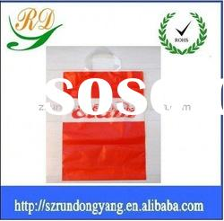 LDPE/HDPE handle shopping plastic bag