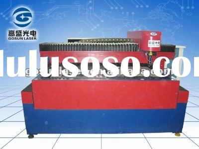 Laser Metal Sheet Cutting Machine
