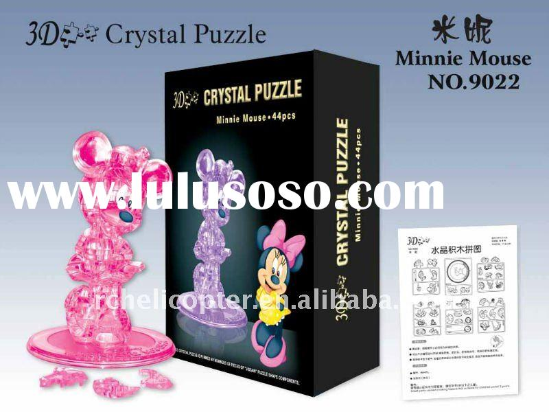 The 3d Crystal Castle Puzzle Solving Instructions The 3d Crystal