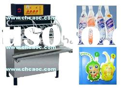 MGF Bean Curd Plastic bag filling &sealing bag machine