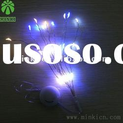 MINKI 2*CR2032 button battery operated mini led lights