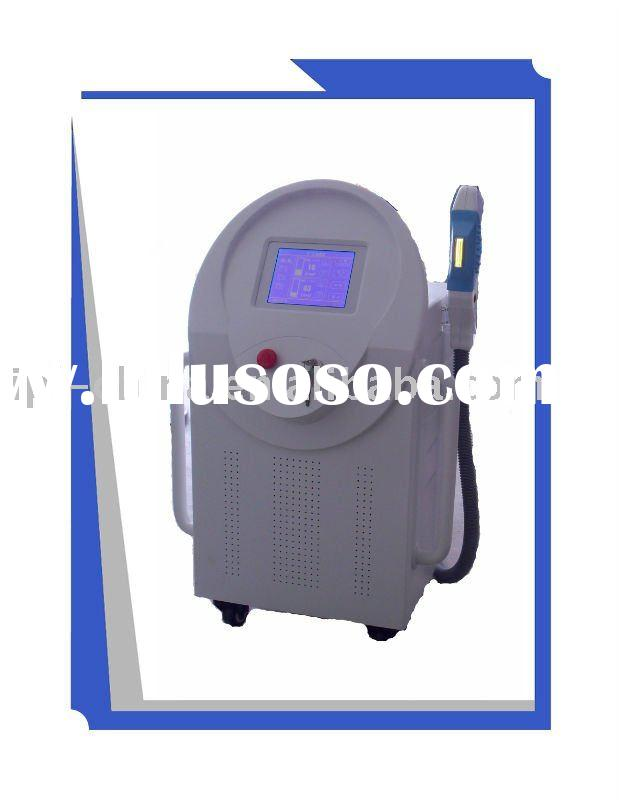 Mini IPL laser beauty machine for hair removal and skin rejuvenation
