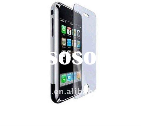 Mobile telephone screen protector ,Cell phone screen protector for Iphone 3G/3GS