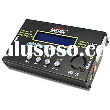 Mystery B6 Digital RC Lipo NiMh Battery Balance Charger with Fan B6V8+