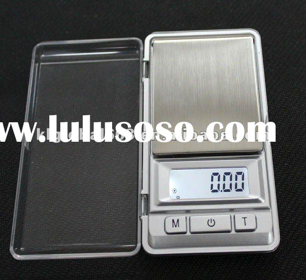 New Arrival Digital Pocket Jewelry Carat Scale KL-198 with High Quality and Competitive Price