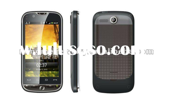 New Arrival business gift WCDMA 3G android2.3 phone/ mobile phone with WIFI,Bluetooth,GPS,G-sensor,3