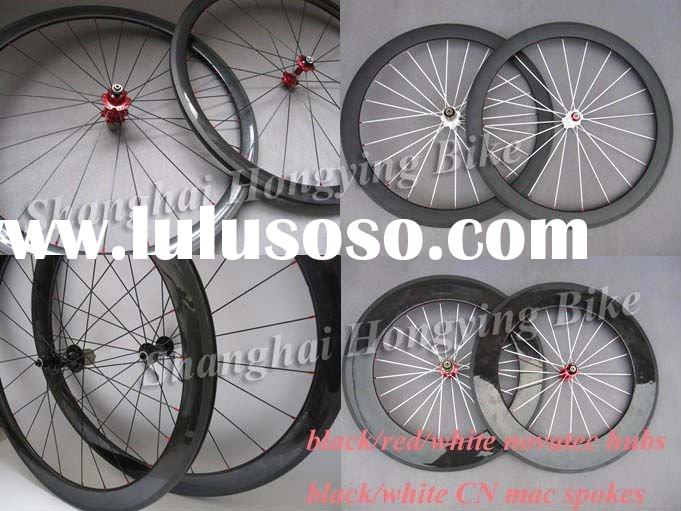 On stock!!! carbon road bike wheels( holes:20 front,24 rear)